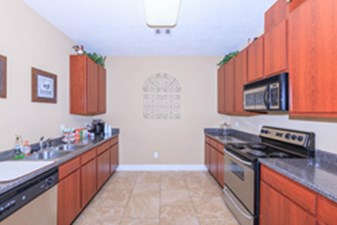 Kitchen at Listing #144951