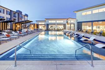 Pool at Listing #329219