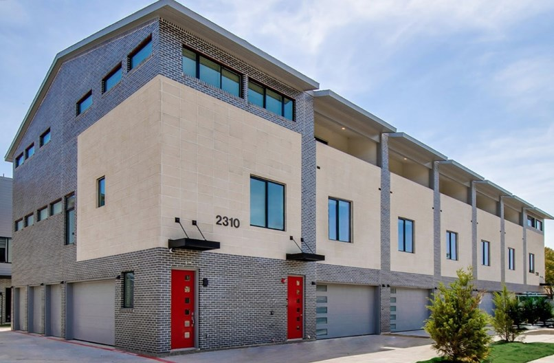 Moser Townhomes