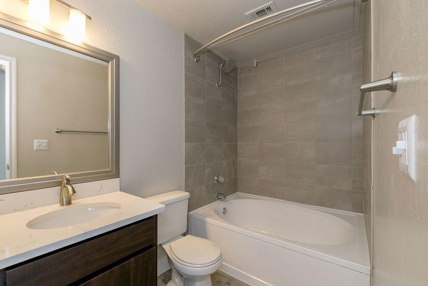 Bathroom at Listing #137276