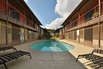 Pool at Listing #140413