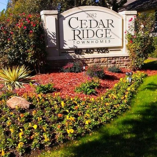 Cedar Ridge Townhomes I