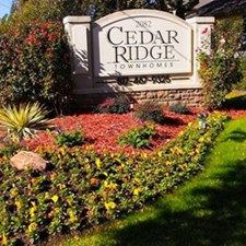 Cedar Ridge Townhomes I at Listing #136789