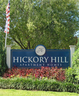 Hickory Hill Apartments , TX