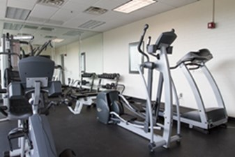 Fitness Room at Listing #139333