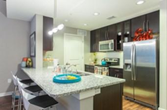 Kitchen at Listing #150055