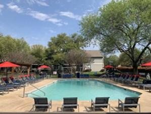 Pool at Listing #136930