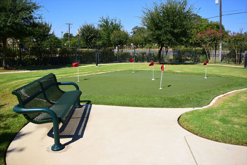 Putting Green at Listing #147090