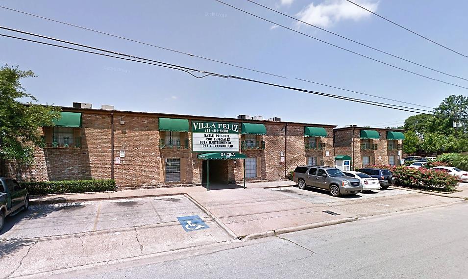 Villa Feliz Apartments Houston TX