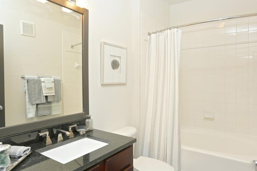 Bathroom at Listing #145149