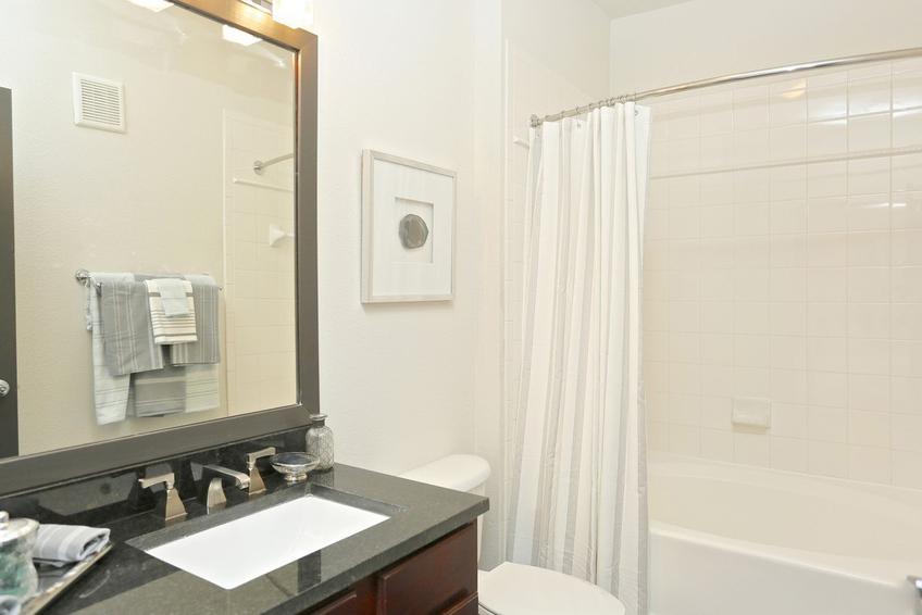 Bathroom at Listing #145149