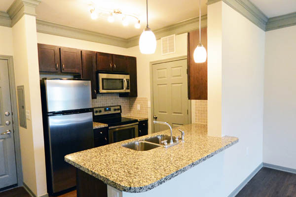 Kitchen at Listing #256374