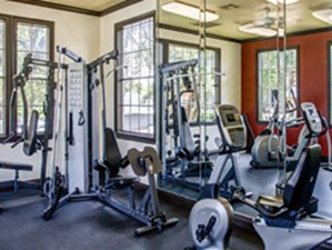 Fitness Center at Listing #141419