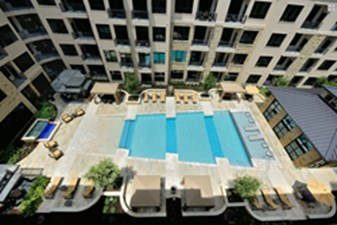 Pool at Listing #225571