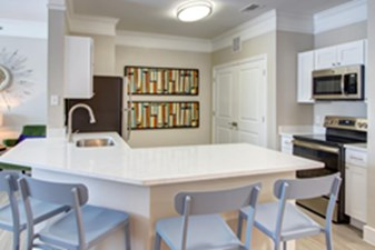Kitchen at Listing #147857