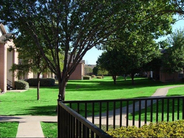 Garden Gate Apartments Fort Worth TX