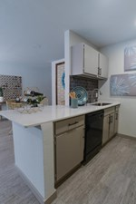 Kitchen at Listing #140208