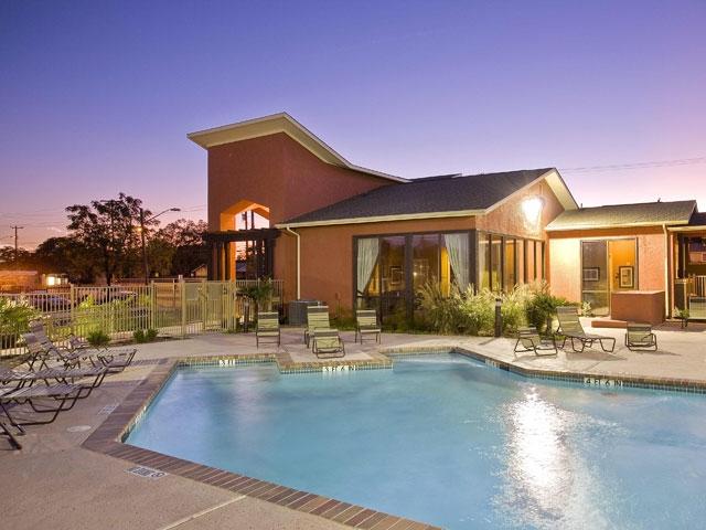 Pool at Listing #245782