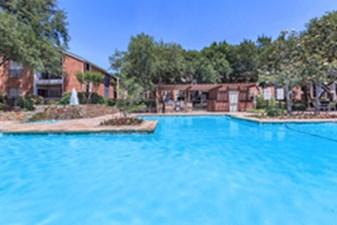 Pool at Listing #135655