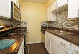 Kitchen at Listing #136495