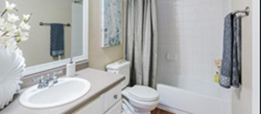 Bathroom at Listing #140390