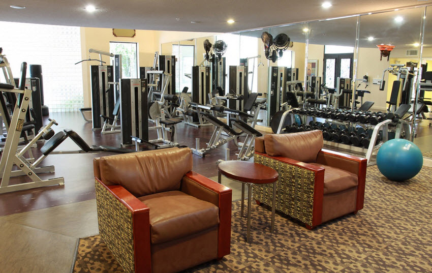 Fitness at Listing #144178