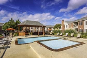 Pool at Listing #137763