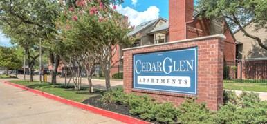 Cedar Glen Apartments Dallas TX