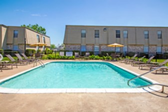 Pool at Listing #139609