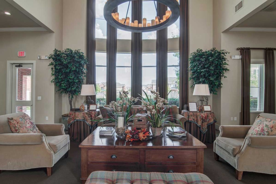 Clubhouse at Listing #147094