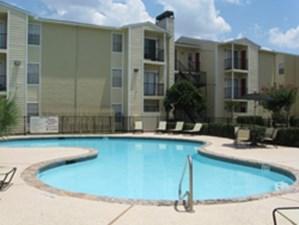 Pool at Listing #139025
