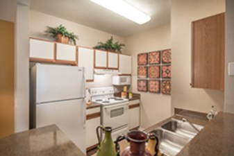 Kitchen at Listing #144590