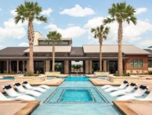 Pool at Listing #295193