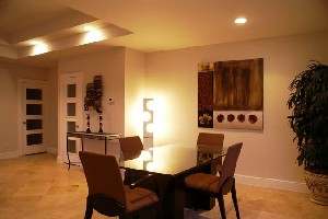 Dining Area at Listing #146614