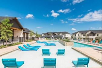 Pool at Listing #293911