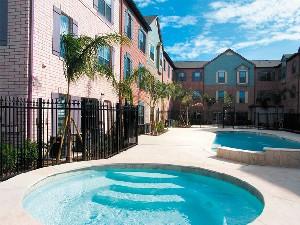 Pool Area at Listing #144642