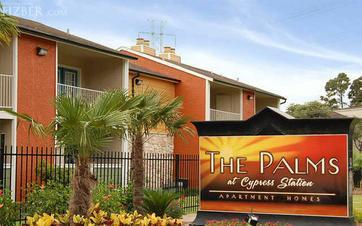 Palms at Cypress Station Apartments Houston TX