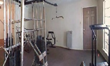 Fitness Center at Listing #140955