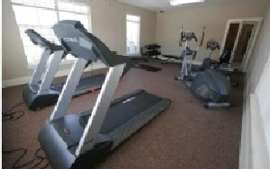 Fitness Center at Listing #145756