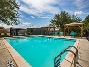 Pool at Listing #138128