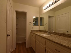Bathroom at Listing #138487