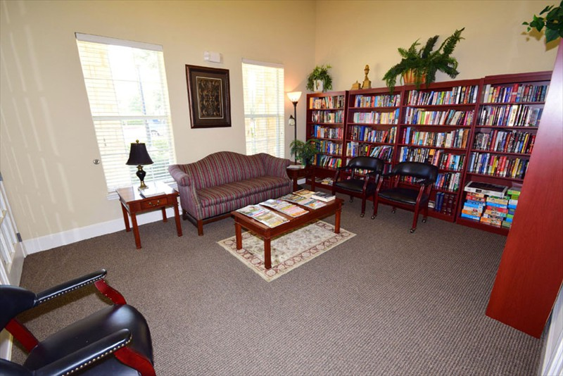 Library at Listing #147090