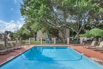 Pool at Listing #140504