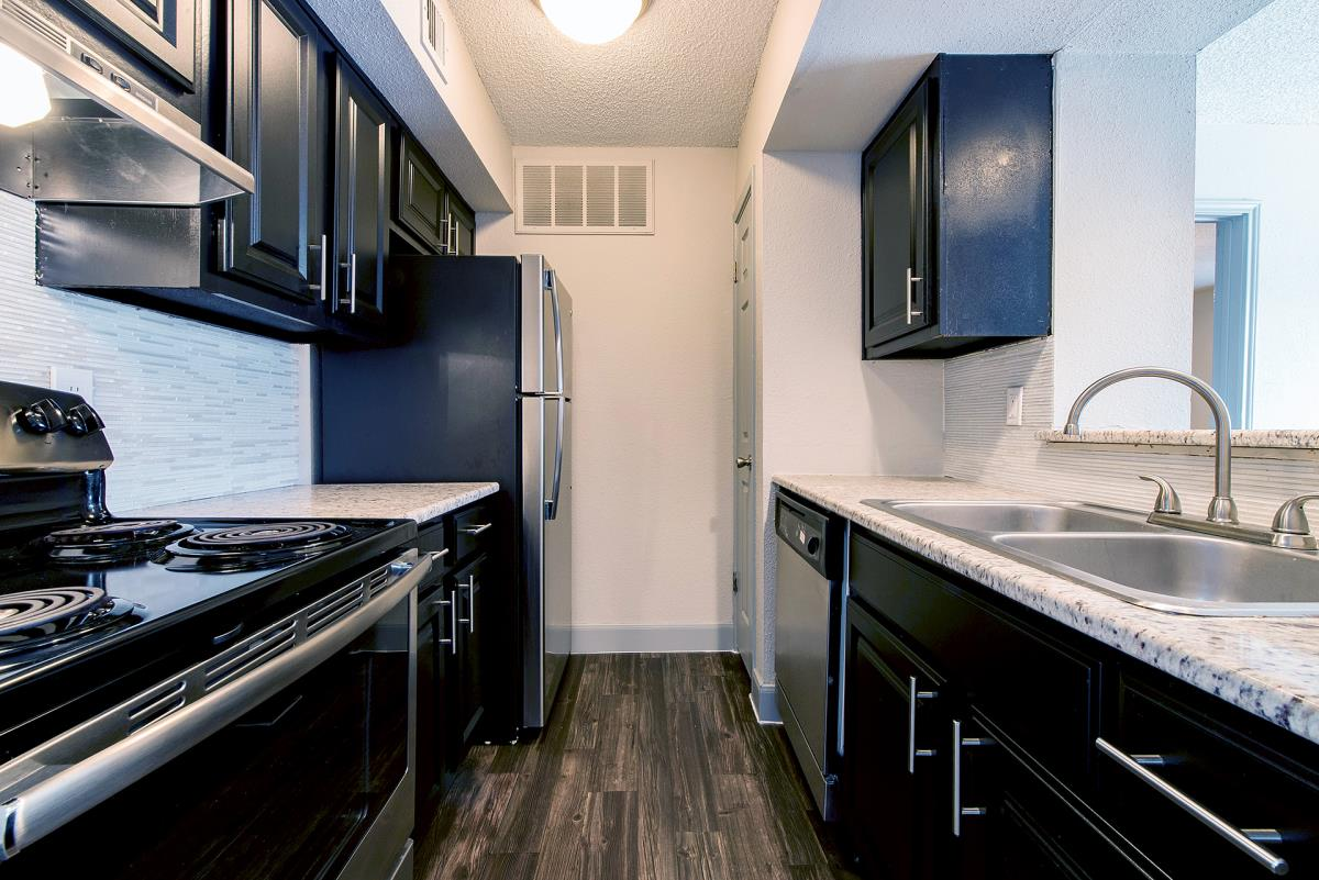 Kitchen at Listing #138309