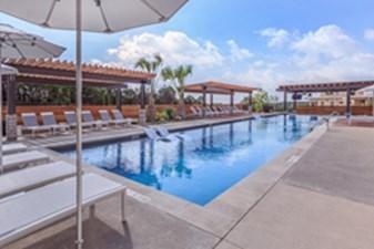 Pool at Listing #281889