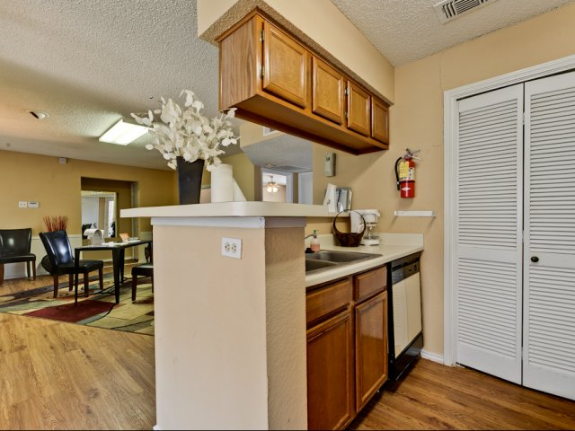 Kitchen at Listing #136274