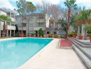 Pool at Listing #138733