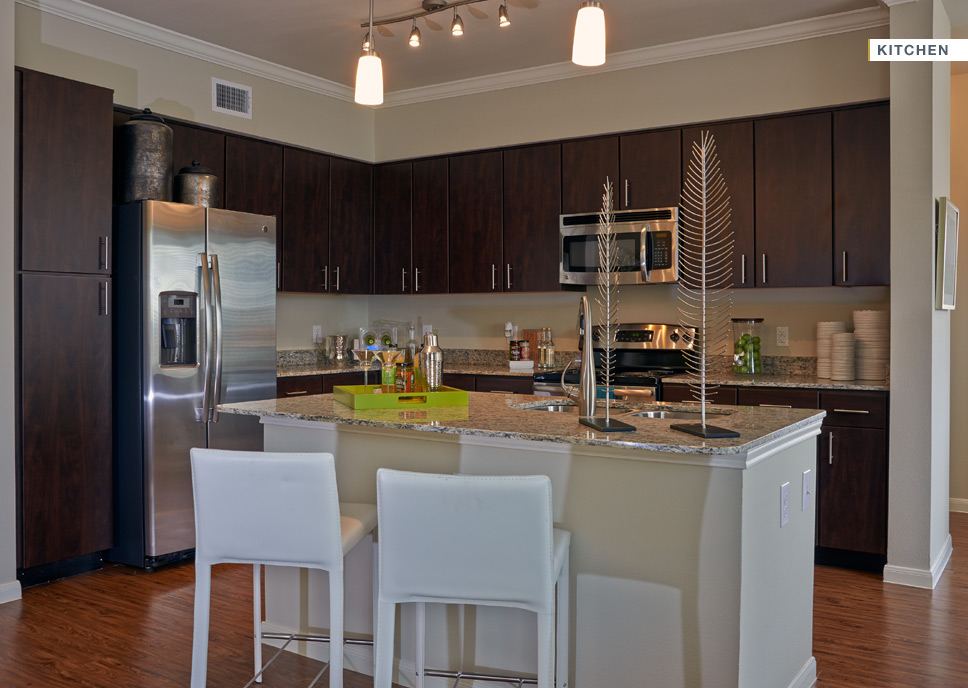Kitchen at Listing #260399