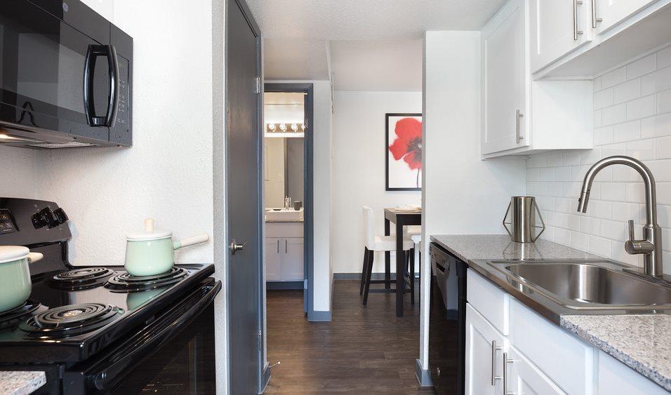 Kitchen at Listing #140385