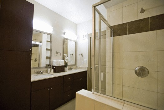 Bathroom at Listing #146265